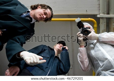 Crime Scene Investigation Stock Images, Royalty-Free ...