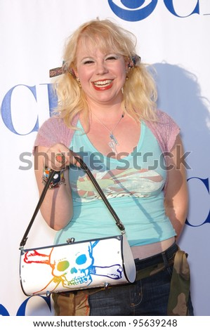 Criminal Minds star KIRSTEN VANGSNESS at the CBS Summer Press Tour Stars Party at the Rose Bowl in Pasadena, CA.  July 15, 2006  Pasadena, CA  2006 Paul Smith / Featureflash