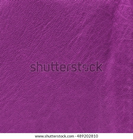 crimson leather texture as background