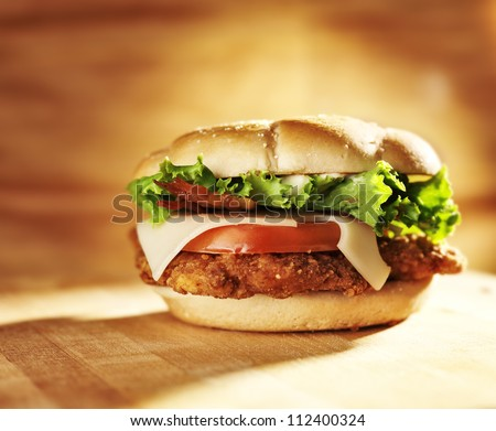 Crispy Sandwich Stock Images, Royalty-Free Images ...