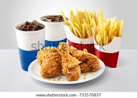 Kentucky chicken stock images royalty free images - Kentucky french chicken ...