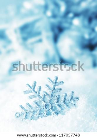 cristmas decoration - stock photo