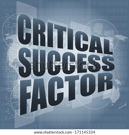 critical success factors of asda 365 critical success factors and core competencies c it is not easy to identify the critical success fac-tors, so, the manager, according to ohmae (2004).