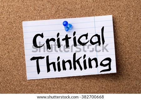 "critical thinking midterm notes 1 notes on logic and critical thinking clark wolf iowa state university jwcwolf@iastateedu part i: introduction to arguments ""logic gives great promise."