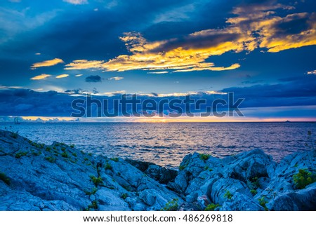 Croatia Seascape