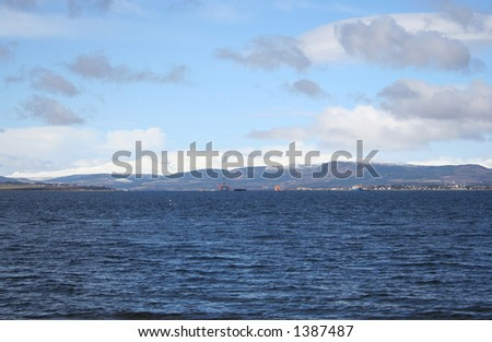 Cromarty Firth, Scotland