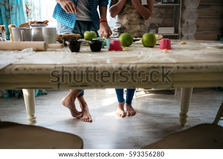 Barefoot woman stock images royalty free images vectors - Interior leather bar free online ...