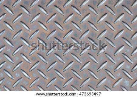 cross pattern metal texture