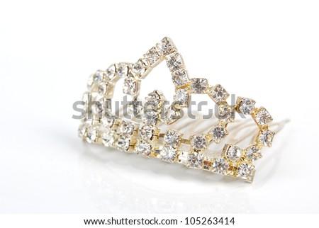 Crown - stock photo