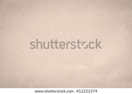 crumpled art plain paper craft texture for backgrounds in vintage color soft cream tone:detail of crease crinkle of paper flat texture - stock photo