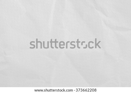Crumpled paper background or texture - stock photo