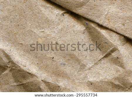 crumpled paper texture. Abstract background.