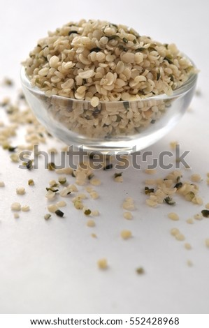 how to prepare crushed hemp seed