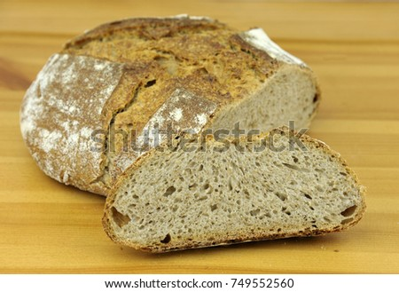 how to make wholemeal bread