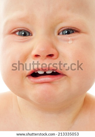 crying baby