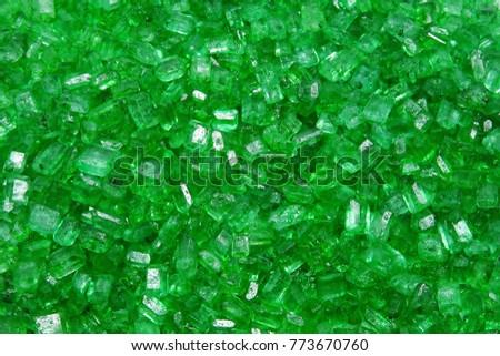 Sugar Crystals Stock I...