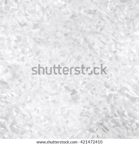 crystal texture generated. Seamless pattern. - stock photo