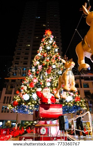 Quezon city stock images royalty free images vectors Christmas tree decorating ideas philippines