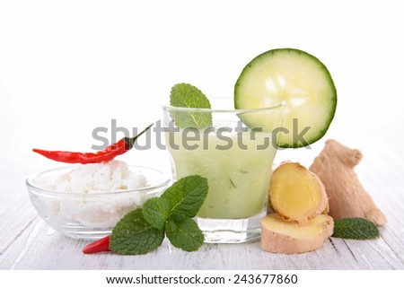 cucumber cocktail
