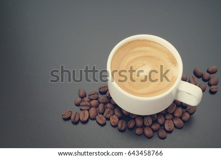 stock-photo-cup-of-espresso-coffee-and-r