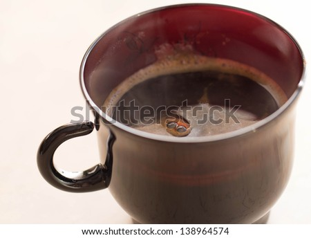 Cup of espresso   Zapisz w lightbox ?            znajd? podobne obrazy    Udost?pnij Udost?pnij ?      warm cup of coffee - stock photo