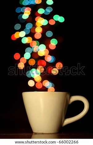 Cup of Hope - stock photo