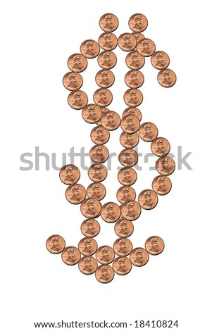 currency crisis - stock photo