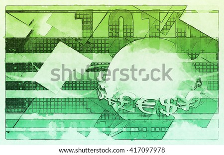 Currency Events and Foreign Exchange Latest News - stock photo