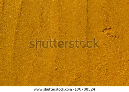 Curry Powder. Close up texture