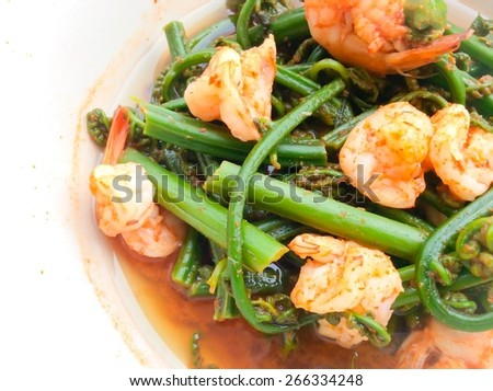 Curry red with shrimps,Thai's soup backgrounds