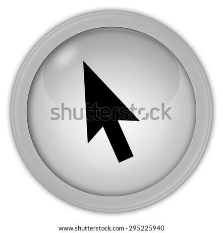 Cursor buttons - stock photo