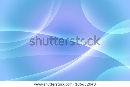 curve abstract  background.