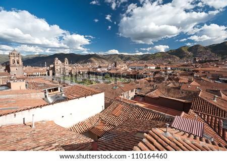 Cusco, Peru - stock photo