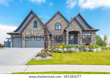 Mansion Exterior Stock Images Royalty Free Images