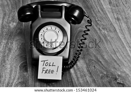 Customer service telephone assistance concept - stock photo