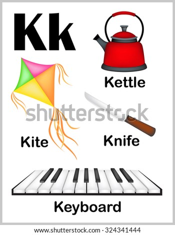 K Is For Knife Stock Images, Royalty-Free Images & Vectors ...