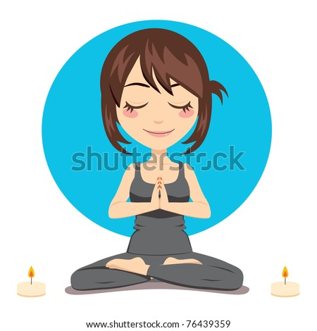 Yoga Cartoon Stock Images Royalty Free Images Amp Vectors