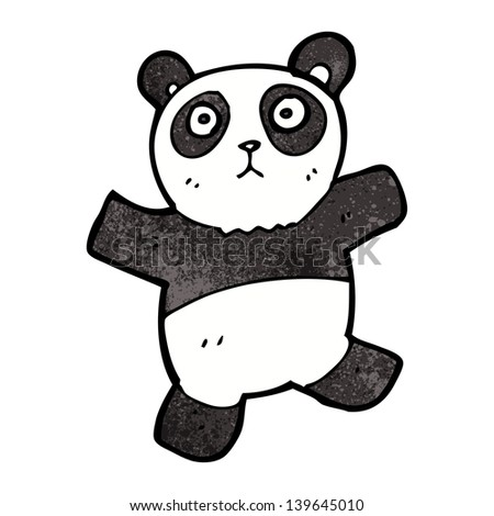 cute cartoon panda