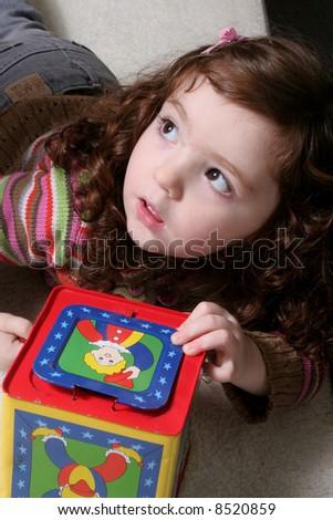 girl jack in the box