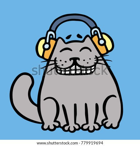 Cat Listening Stock snímky, snímky pro členy zdarma a ...