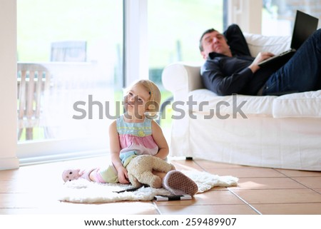 Toddler watching tv stock images royalty free images for How to sit comfortably on the floor