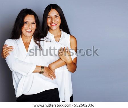 Daughter mature mother
