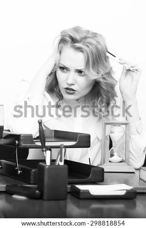 Secretary Stock Photo 558075025 - Shutterstock