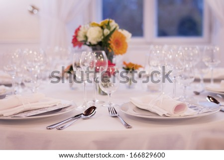 Cutlery set catering