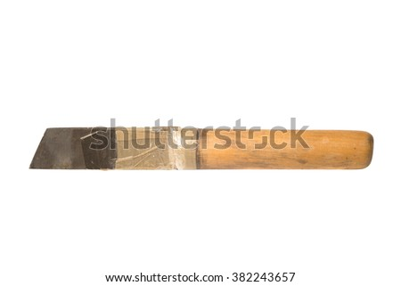 Cutter for Wood