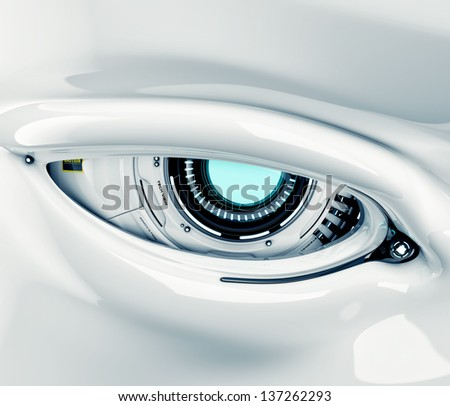 with eyes to the future a An eye to the future has accomplished the very difficult blend of having the most technologically sophisticated office in an old fashion mom and pop setting the.