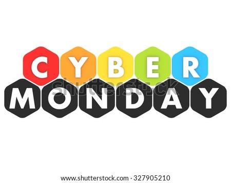 Cyber Monday - stock photo