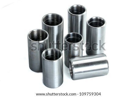 cylindrical - stock photo