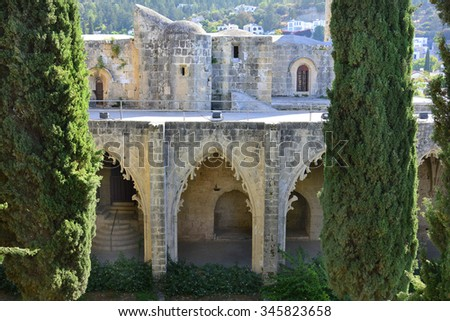 Cyprus, Bellapais Abbey