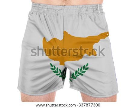 Cyprus flag  - stock photo